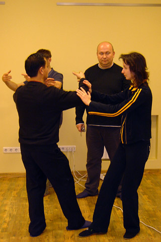 Яо Чэнгуан и Анджей Кайлиш