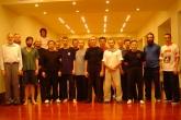 Групповое фото участников семинара